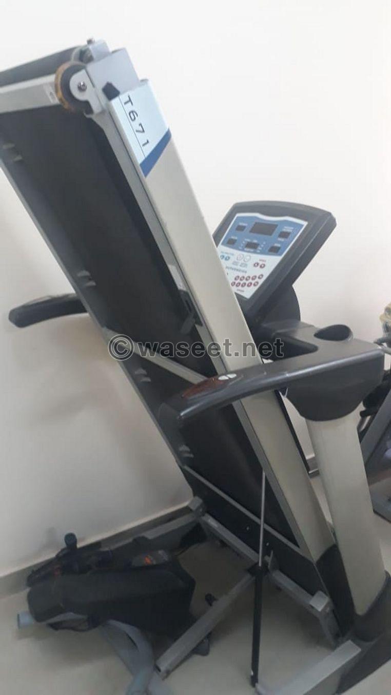 آلات رياضية