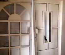 أبواب ألومنيوم مستعمله