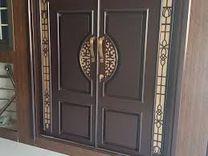 أبواب حديد والومينيوم