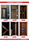 Armored doors for homes and companies 2