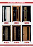 Armored doors for homes and companies 1
