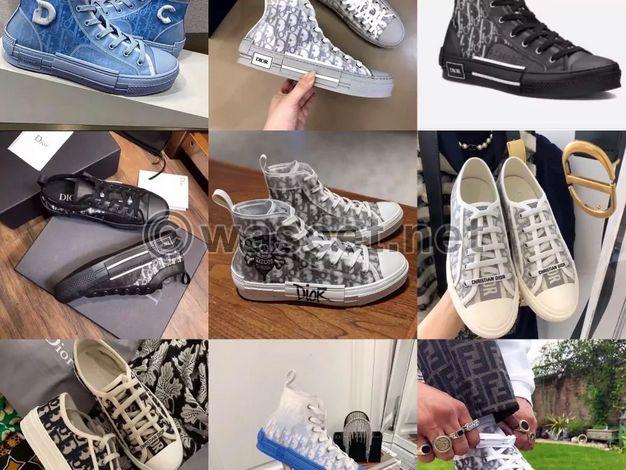 أحذية رجالية ونسائية