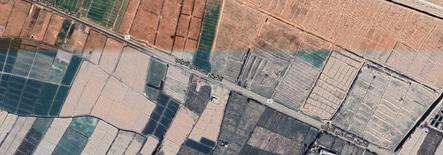 أرض بالقرب من مارينا دلتا مسجلة بحيازة زراعية...