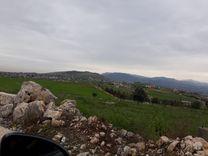 أرض للبيع في أرنون الشقيف