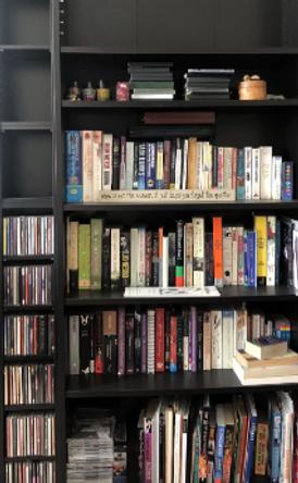 Great shelves for books