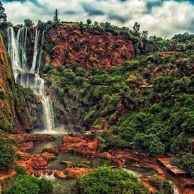 ارض للبيع أزيلال المغرب