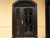 أعمال نوافذ وأبواب حديد