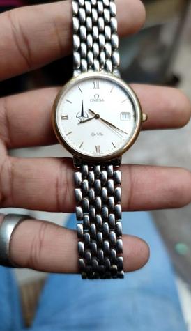 أوميغا ديفيل ساعة يد كلاسيكية أصلية للبيع