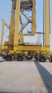 أوناش بحرية وأوناش ميناء مقطع مستعملة للبيع