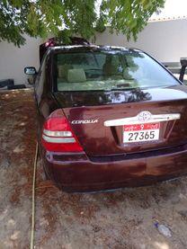 تويوتا كورولا 2004 للبيع