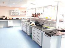 اثاث مختبرات طبيه