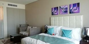Apartment for sale 847 feet in Dubai South
