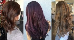The latest ombre dyes for short hair