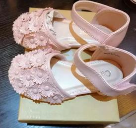 احذية اطفال بنات جديدة