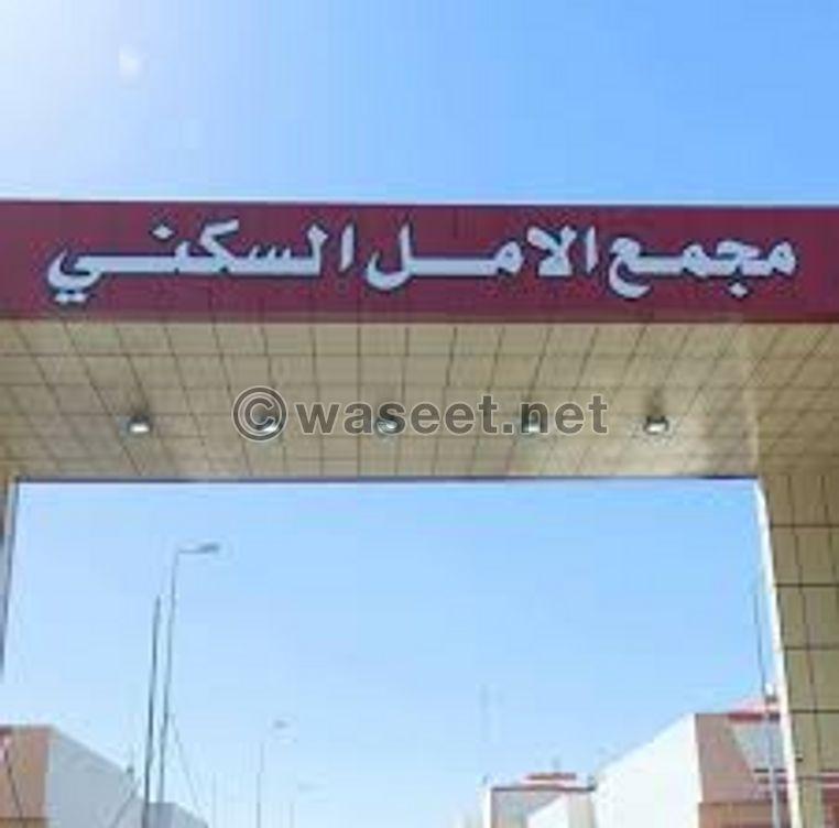 ارض للبيع بموقع مميز مميزة بمدينة الامل بالعبور الجديدة