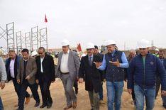 ارض للبيع خلف مقابر المستقبل بجوار المشروع القومي لصوامع الق...