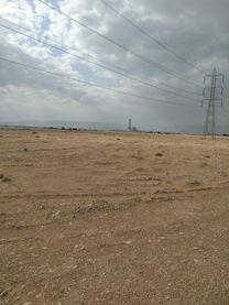 ارض مخصصة للزراعة والمشروعات الانتاجية...
