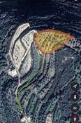 ارض مفرزة للبيع ٢٣٠٠ م مطلة رومين قضاء النبطية 1