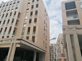 Received a room and a hall in the City Walk in Sharjah