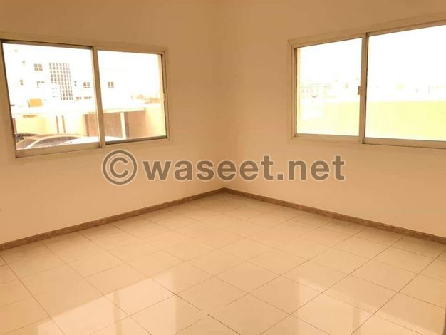 Studio for rent in Khalifa City B in Shakhbout near services
