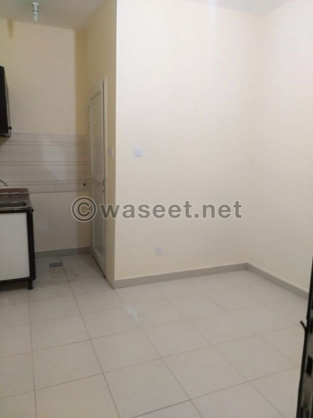 Studio for monthly rent in Khalifa City B