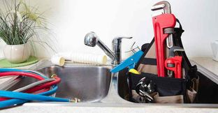 Plumbing and sanitary works 12