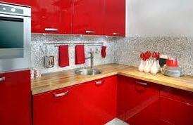Kitchen cabinet work