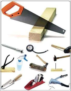 Carpentry and furniture maintenance