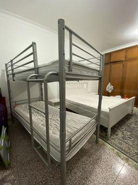 سرير طابقين مستعمل
