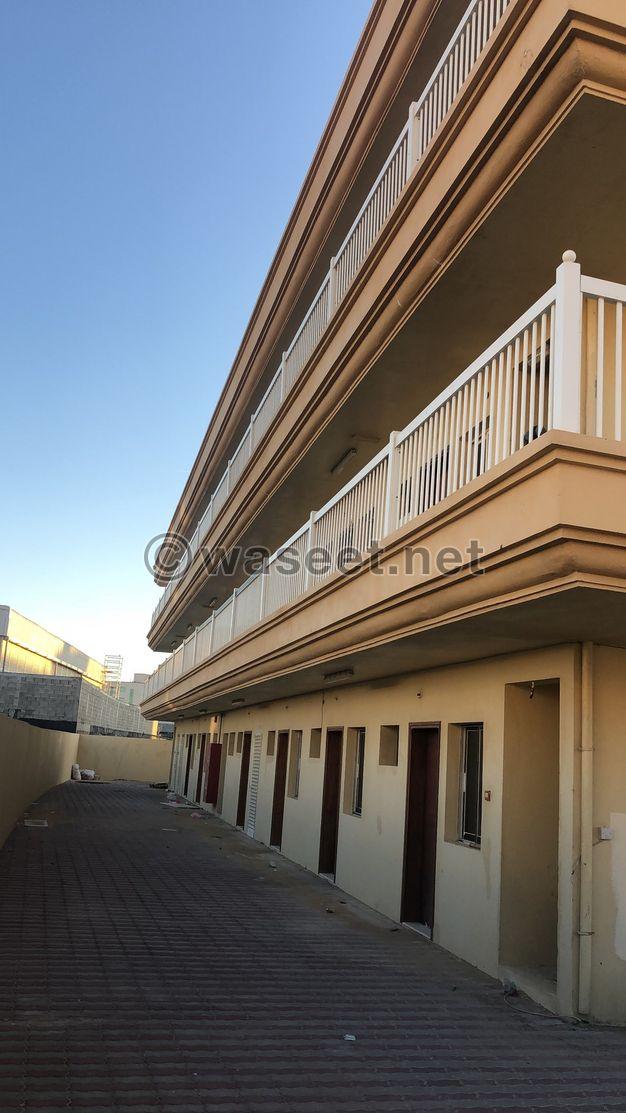 Rent workers accommodation in Al Industrial Umm Al Quwain
