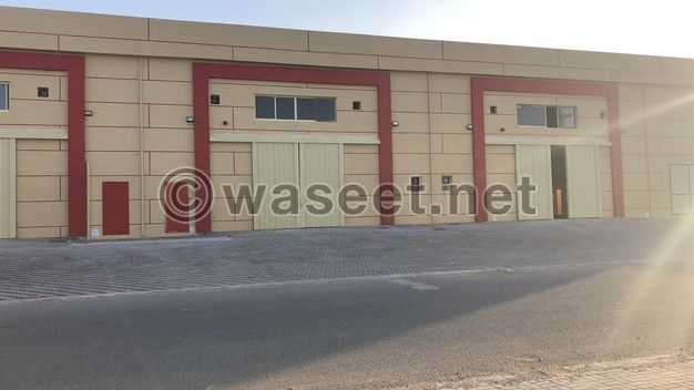 warehouses for rent in umm al Thoub