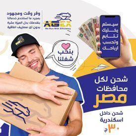 شركة AGEX للشحن