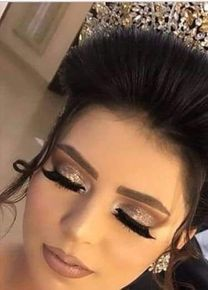 Meramith Salon for makeup and hair
