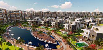 القاهرة - العاصمة الادارية الجديدة - شقة للبيع
