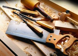The easy track of carpentry work