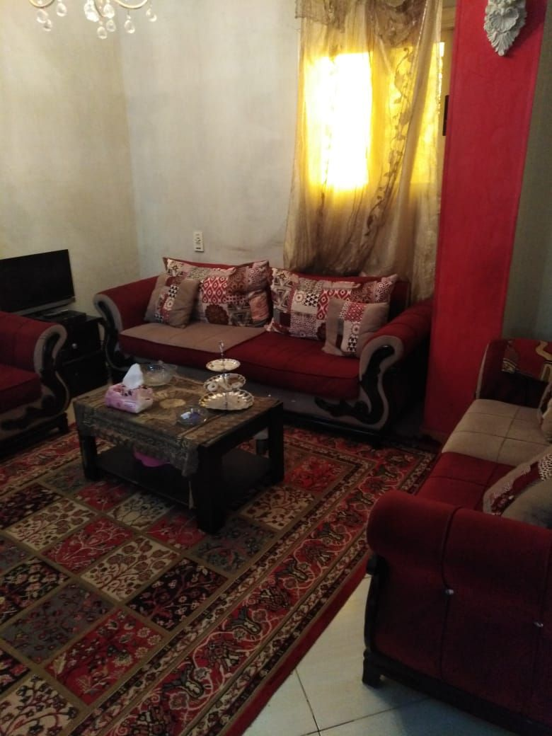 شقة للبيع مساحة ٨٥ متر