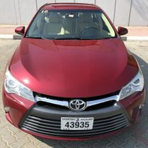 For sale Toyota Camry 2016 model