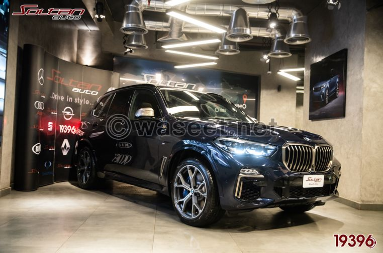 امتلك BMW X5 موديل 2021 الآن من سلطان أوتو 0