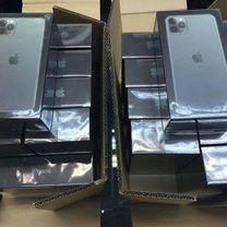 Apple iPhone pro max جهازين