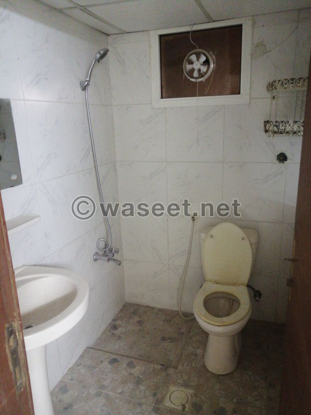 In khalefa, apartment, room, ground floor, private entrance