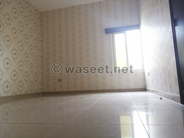 In the back of the apartment, a room and a separate entrance