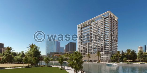 your luxury apartment in the only residential tower on Al Maryah Island