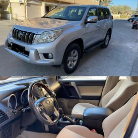 Toyota Prado 2012