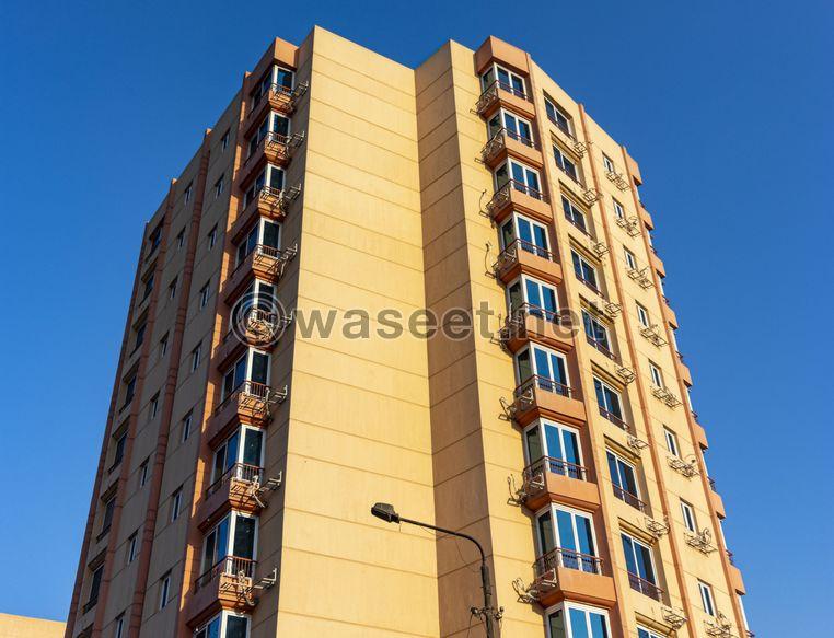 برج الخير للايجار وحدات تجارية وإدارية تصلح للمعامل والعيادات ولكافة الاغراض