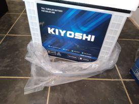 بطاريات كيوشي الجديدة