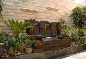 بناء وتركيب الأفران الحجرية التنور للحدائق