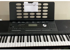Roland keyboard piano for sale 6