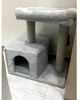 Wooden cat house for sale