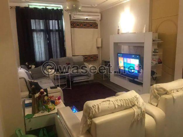 بيت مفروش للإيجار في مدينة عيسى