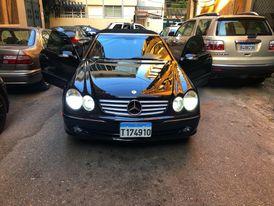 Mercedes clk 320 2004